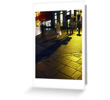 Pavement Piece Greeting Card