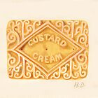 Custard Cream by Hannah Dosanjh