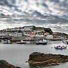Mevagissey, Cornwall, England by LisaRoberts