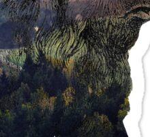 Mammoth - Landscape Sticker