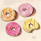 Party Rings by Hannah Dosanjh