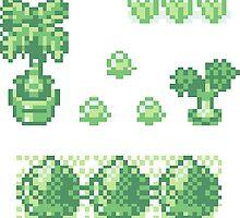Poké Plants by apbj