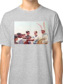 Chris Farley Easter Bunny Black Sheep Photo Classic T-Shirt
