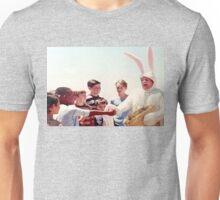 Chris Farley Easter Bunny Black Sheep Photo Unisex T-Shirt