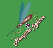 Mosquito fighter One Piece - Short Sleeve