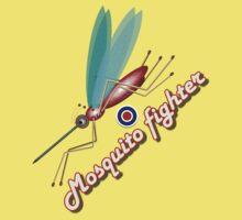 Mosquito fighter Kids Tee