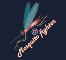 Mosquito fighter Kids Tee