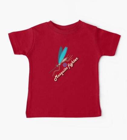 Mosquito fighter Baby Tee