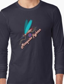 Mosquito fighter Long Sleeve T-Shirt
