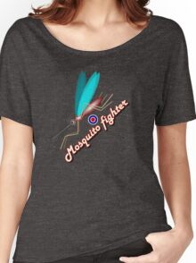 Mosquito fighter Women's Relaxed Fit T-Shirt