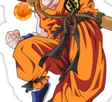 Chibi Goku Sticker
