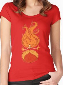 Princess of Flame Women's Fitted Scoop T-Shirt