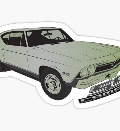car3 Sticker