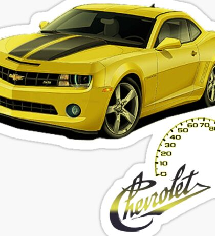 car4 Sticker