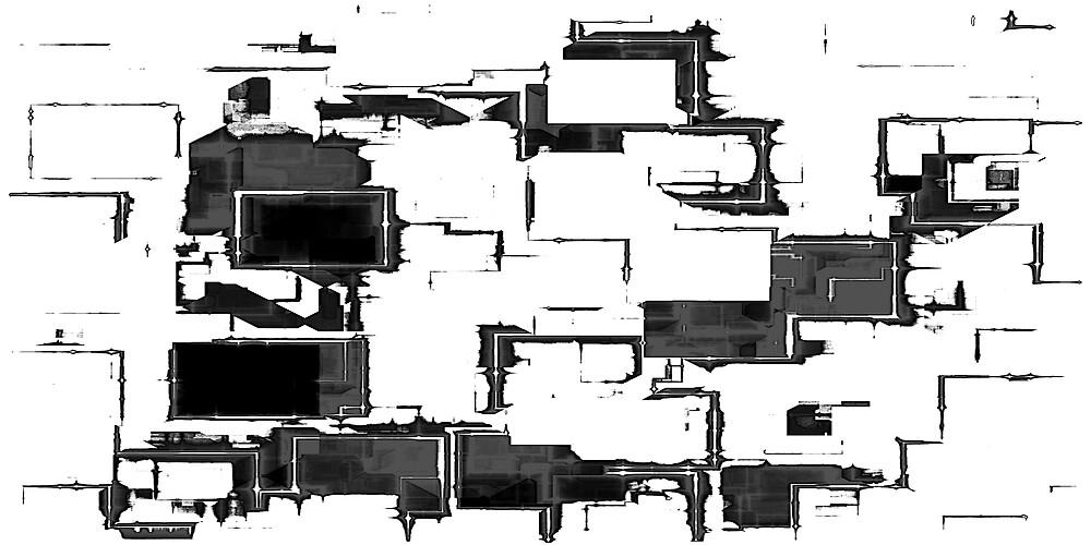 L'escalier by Benedikt Amrhein