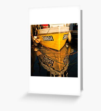 SM 804 Greeting Card