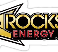 Rockstar Energy Drink shirt Sticker