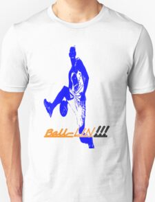 Ball-LIN', Jeremy Lin that is. Unisex T-Shirt