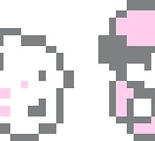 Pixel Adventurers - Pink by apbj