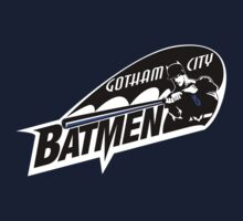 GC Batmen by Crocktees