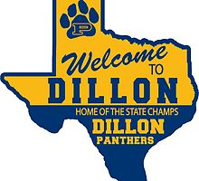 Welcome To Dillon! by texastea