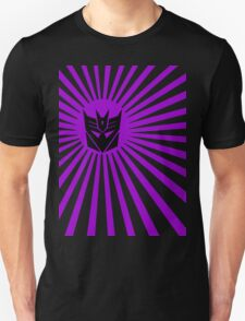 Decepticon Sunburst T-Shirt