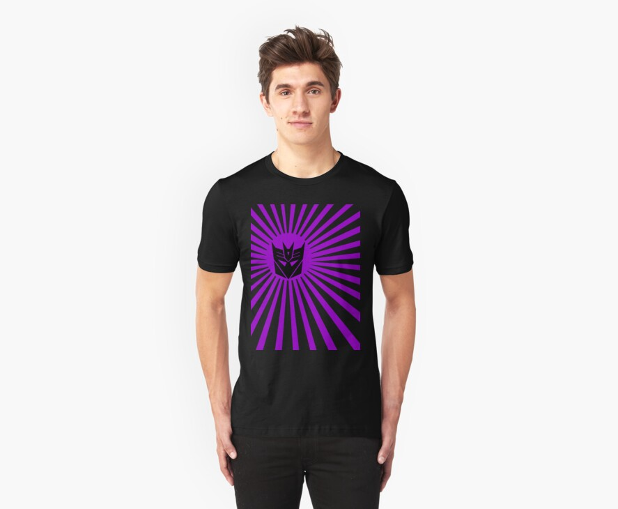 Decepticon Sunburst by ProjektBR