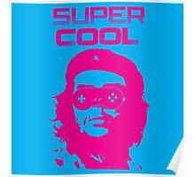 SUPER COOL Poster