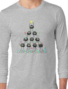 Merry Dusty Christmas! Long Sleeve T-Shirt