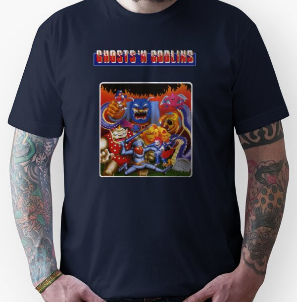Ghosts 'n Goblins Unisex T-Shirt