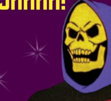 Captain Jean-Luc Skeletor Sticker