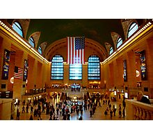Grand Central Station New York City Photographic Print