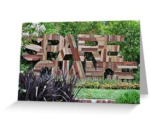 Spare Change #2 Greeting Card
