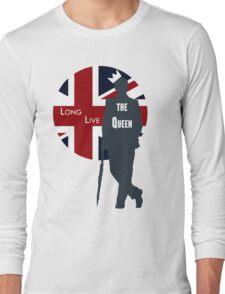 Long Live the Queen - Redux Long Sleeve T-Shirt