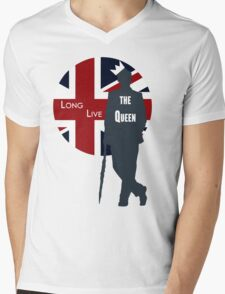 Long Live the Queen - Redux Mens V-Neck T-Shirt