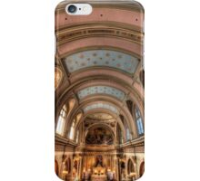 St. Mary of the Angels Vertical iPhone Case/Skin