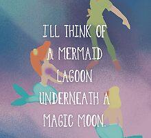 Mermaid Lagoon by ChandlerLasch