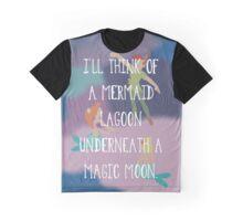 Mermaid Lagoon Graphic T-Shirt