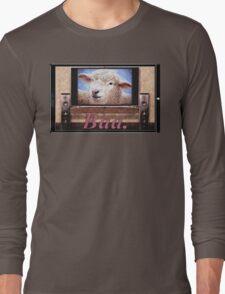 Electric Sheep Long Sleeve T-Shirt