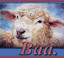 """Baa."" (with background) by torg"