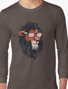 Cool Summerish Scar Long Sleeve T-Shirt
