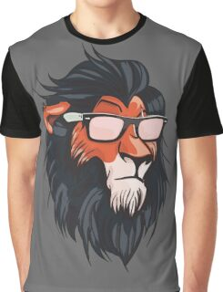 Cool Summerish Scar Graphic T-Shirt