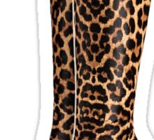Christian Louboutin - Leopard - Fifi Botta (Left Both) Sticker