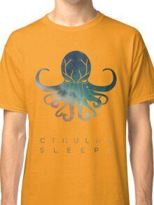 Deadmau5 Cthulhu Sleeps Classic T-Shirt