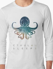Deadmau5 Cthulhu Sleeps Long Sleeve T-Shirt