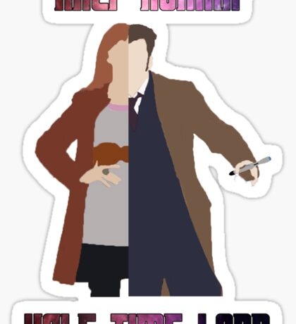 Doctor Donna - Doctor Who Sticker
