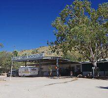 Turkey Creek (Warmun) Roadhouse, The Kimberleys, Western Australia by Adrian Paul
