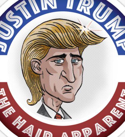 Justin Trump Sticker