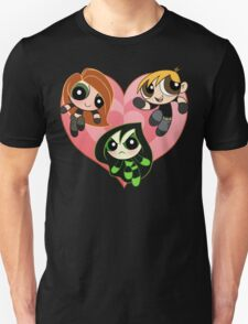 Possible Powerpuffs Unisex T-Shirt