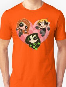 Possible Powerpuffs Unisex T-Shirt